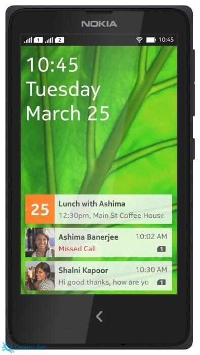 Nokia X+ Dual sim | Сервис-Бит