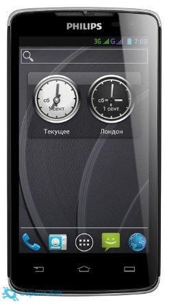 Philips Xenium W732 | Сервис-Бит