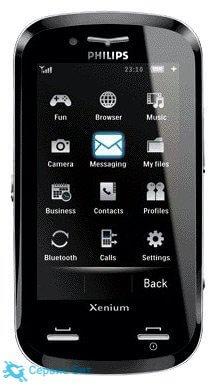 Philips Xenium X800 | Сервис-Бит