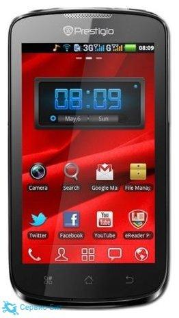 Prestigio MultiPhone 4000 DUO | Сервис-Бит