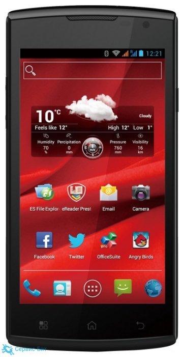 Prestigio MultiPhone 4500 DUO | Сервис-Бит