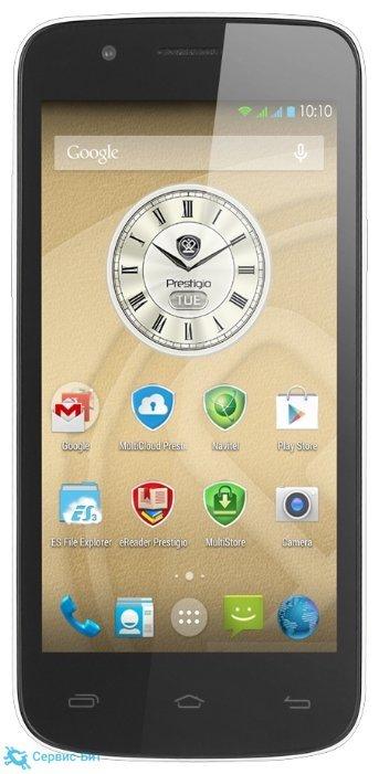 Prestigio MultiPhone 5504 DUO | Сервис-Бит