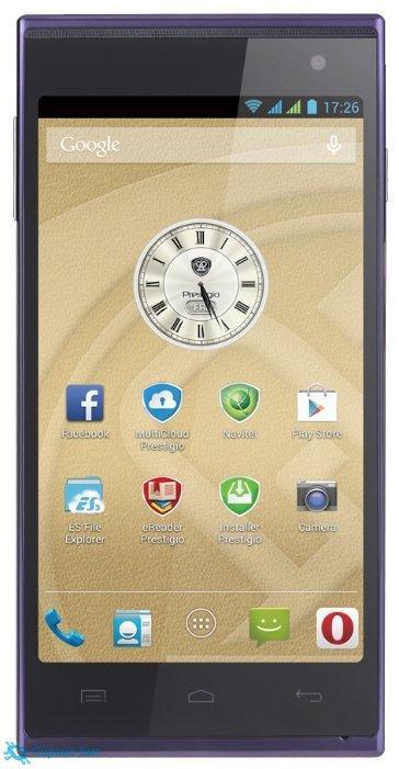 Prestigio Multiphone 5505 DUO | Сервис-Бит