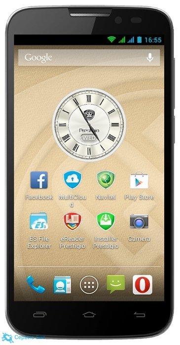Prestigio MultiPhone 5517 DUO | Сервис-Бит