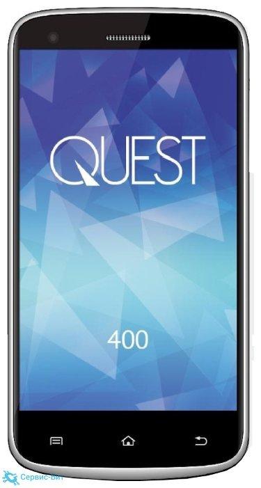 QUEST 400 | Сервис-Бит