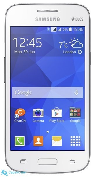 Samsung Galaxy Star Advance SM-G350E | Сервис-Бит
