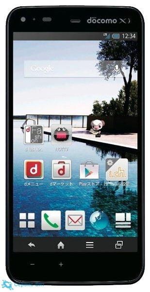 Sharp SH-01F Aquos Phone Zeta | Сервис-Бит