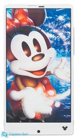 Sharp SH-02G Disney Mobile | Сервис-Бит