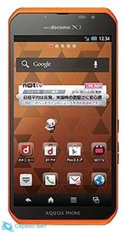 Sharp SH-10D Aquos Phone SV | Сервис-Бит