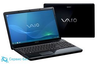 Sony VAIO VPC-EB3B4R | Сервис-Бит