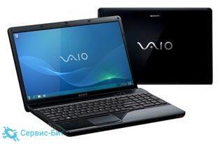 Sony VAIO VPC-EE3E1R | Сервис-Бит