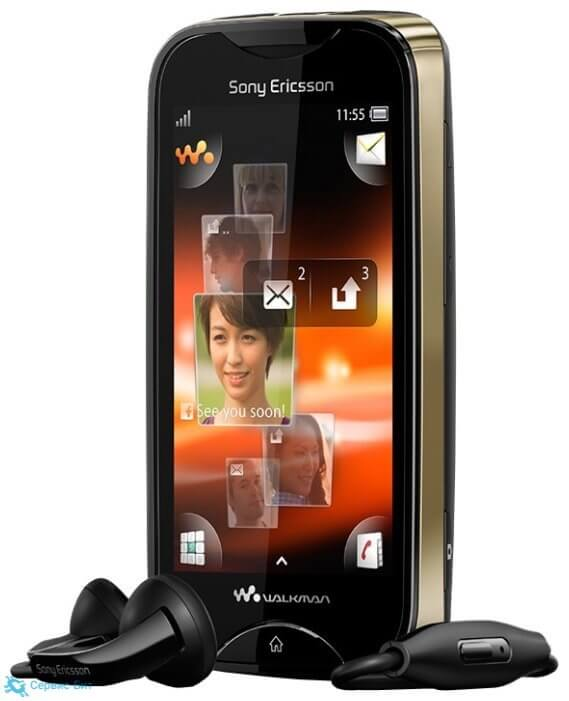 Sony Ericsson Mix Walkman | Сервис-Бит