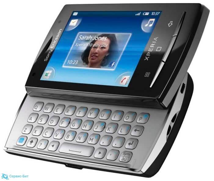 Sony Ericsson Xperia X10 mini pro | Сервис-Бит