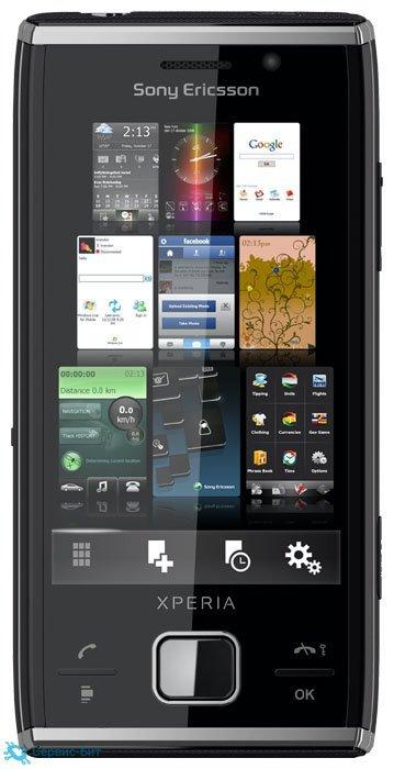 Sony Ericsson Xperia X2 | Сервис-Бит