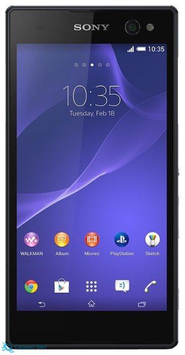 Sony Xperia C3 dual | Сервис-Бит