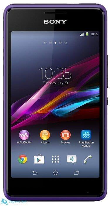Sony Xperia E1 Dual | Сервис-Бит
