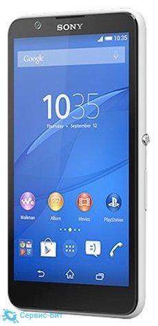 Sony Xperia E4 | Сервис-Бит