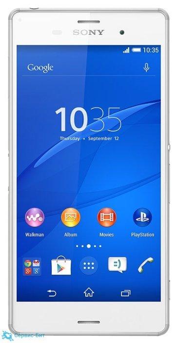 Sony Xperia Z3 dual (D6633) | Сервис-Бит