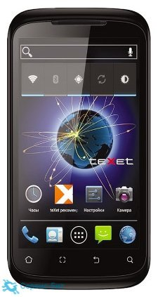 teXet TM-4504 | Сервис-Бит
