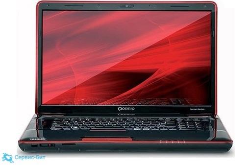 Qosmio F60-10V | Сервис-Бит