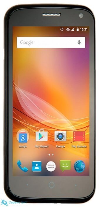 Blade Q Lux 3G | Сервис-Бит
