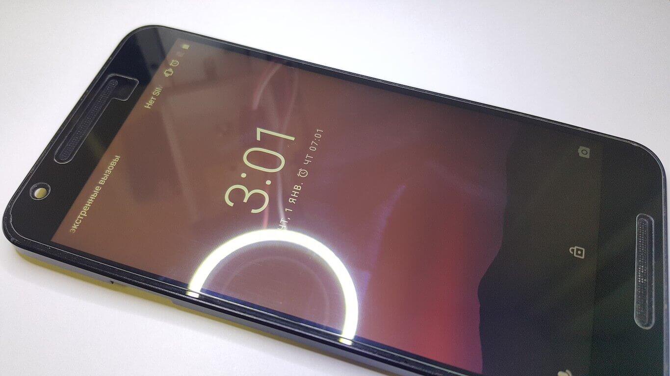 Восстановление Nexus 5X из Bootloop