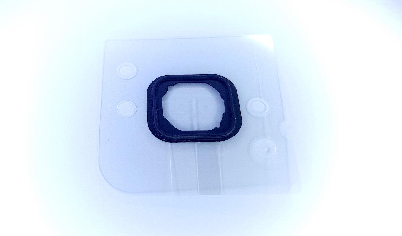 Резиновый уплотнитель кнопки HOME iPhone